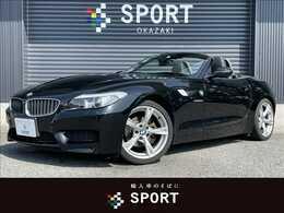 BMW Z4 sドライブ 20i Mスポーツパッケージ 純正HDDナビ ブラックレザーシート ETC