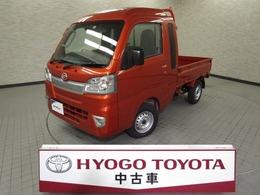 ダイハツ ハイゼットトラック 660 ハイルーフ SAIIIt 3方開 4WD LEDヘッドライト キーレスエントリー