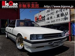 日産 スカイライン HR30 GT-EL 新品車高調&AW 当社デモカー