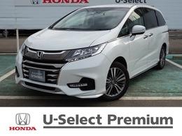 ホンダ オデッセイ ABSOLUTE Honda SENSING 当社デモカー 禁煙車 インターナビ