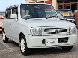 スズキ アルトラパン 660 G 4WD TV付/シートヒーター/キーレス