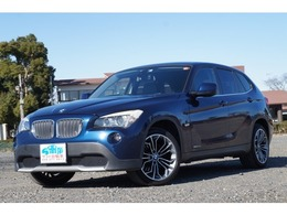 BMW X1 xドライブ 25i 4WD DVD再生 電動シート新品バッテリーETC
