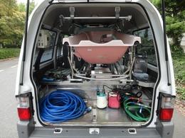 マツダ ボンゴバン 1.8 DX ワイドロー ハイルーフ 福祉車両 入浴車
