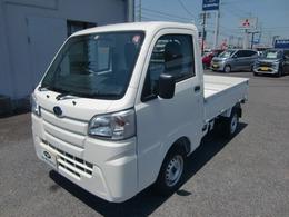 スバル サンバートラック 660 TB 三方開 4WD 届出済み未使用車