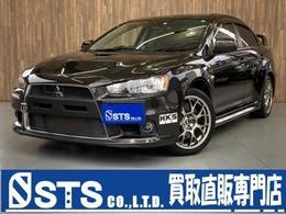 三菱 ランサーエボリューション 2.0 GSR X 4WD 4WDターボ パドルシフト