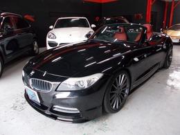 BMW Z4 sドライブ 23i ハイラインパッケージ MARVINエアロ 赤革 ディーラー整備車両