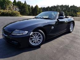 BMW Z4 ロードスター2.5i ポテンザ ETC ルーフ電動開閉 AUX端子