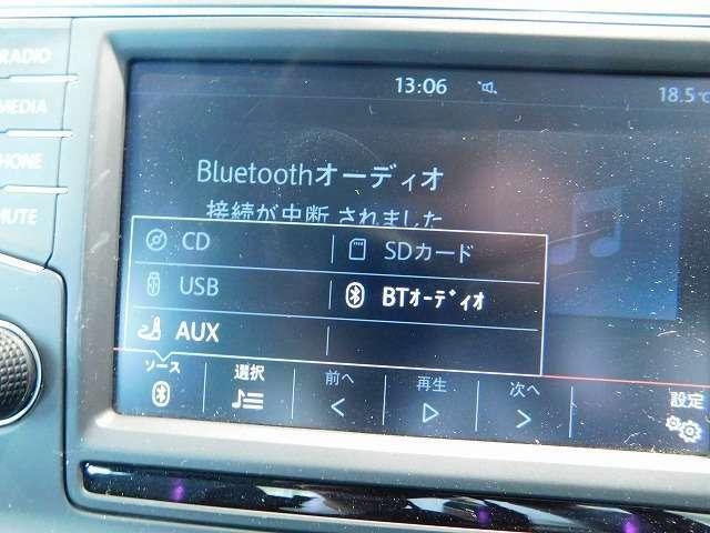 Bluetooth接続も可能です!