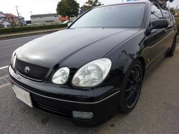 トヨタ アリスト 3.0 S300ベルテックスエディション HKS車高調.社外マフラー.サンルーフ