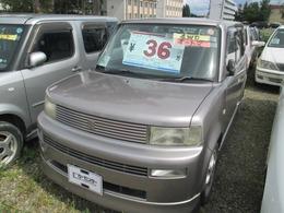トヨタ bB 1.5 Z Xバージョン 4WD 純正エアロ