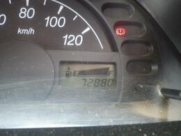 走行距離7万キロ台!