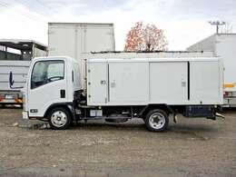 車両総重量4950kg 最大積載量2000kg