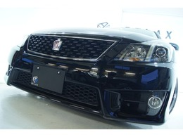 トヨタ クラウンアスリート 2.5 アニバーサリーエディション 新品19ホイール 新品タイヤ 新品車高調