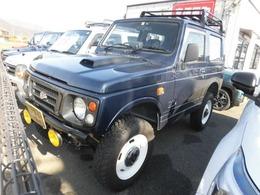 スズキ ジムニー 660 ワイルドウインド 4WD ターボ/リフトアップ/CD/ナルディハンドル