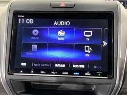 ナビゲーション機能は勿論、多彩なメディアとBluetoothにも対応しているので好きな音楽を良い音で快適ドライブ。ミュージックラック機能でCDの録音も出来ます。