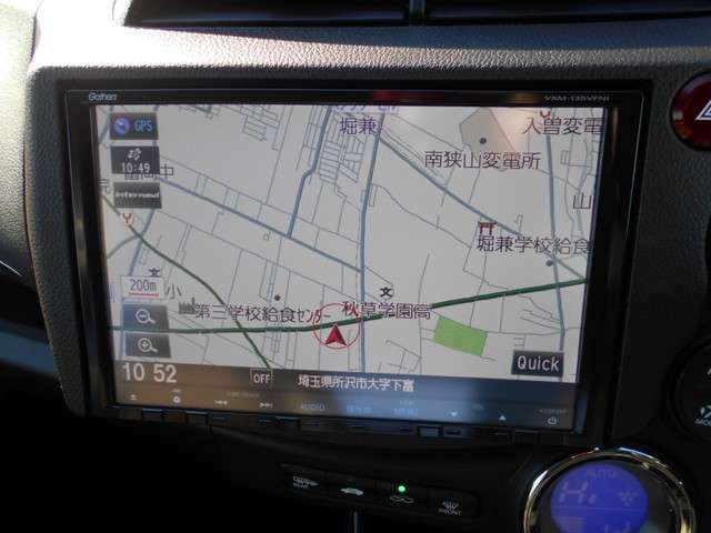 ☆純正ナビ(VXM-135VFNi)付き♪ 遠出の旅行もロングドライブもお任せ下さい!ちょっとしたお出掛けにも便利です!