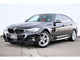 BMW 3シリーズグランツーリスモ 320i Mスポーツ 赤革DアシストACC社外地デジTV純正18AW