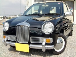 光岡自動車 レイ 660 デラックス HID・ETC・キーレス・ワンセグナビ付