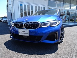 BMW 3シリーズ M340i xドライブ 4WD 新車保証 オイスターレザー レーザーライト