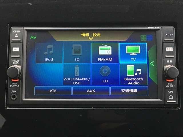 【ナビ】!!運転がさらに楽しくなりますね!! ◆フルセグTV◆Bluetooth機能あり