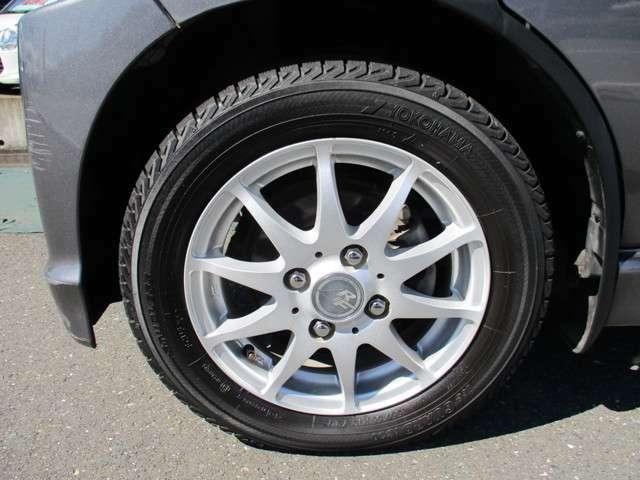 社外アルミホイール付き!タイヤ4本新品!◆スタッドレスタイヤ・アルミホイールなどのご相談もお気軽に!中古のタイヤ・ホイールなどのご紹介もさせていただきます!