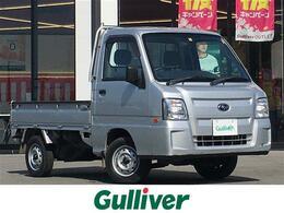スバル サンバートラック 660 TB 三方開 4WD 5速MT 純正オーディオ スペアキー