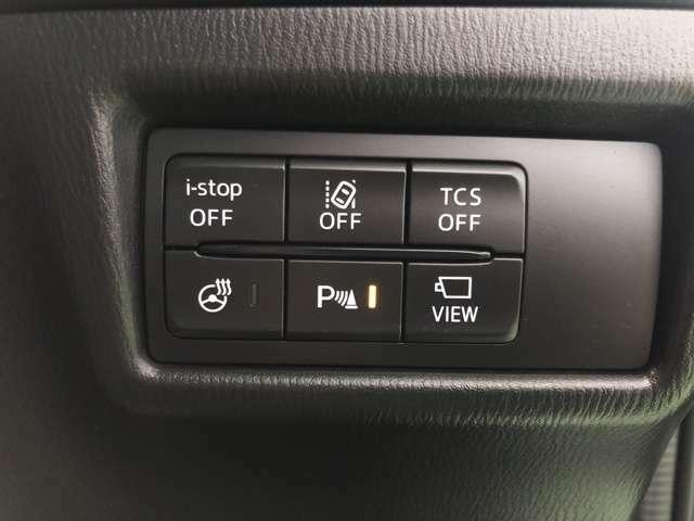 ハンドルヒーターや安全装置の切替も自分で出来るので、場面によって使い分け可能です。