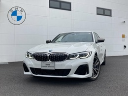 BMW 3シリーズ M340i xドライブ 4WD ブラックレザー レーザーライト