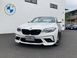 BMW M2コンペティション M DCTドライブロジック ブラックレザー harman/kardon クルコン