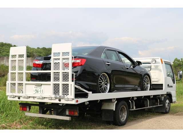 ●型式KC-APR71PV●最大積載量 2000kg●原動機型式 4HG1●車両重量 3700kg●車両総重量 5865kg