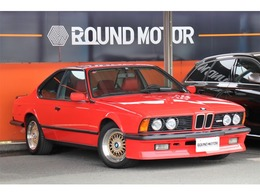 BMW M6 クーペ 左H 5速MT シート赤革張替 ルーフ張替