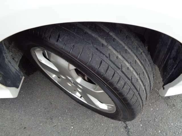 Aプラン画像:タイヤの溝もまだ残っています♪