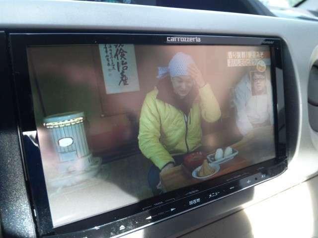 Aプラン画像:【装着例】DVD再生可能。Bluetooth、音楽録音機能も搭載☆さらに人気のフルセグ地デジ搭載ですので同乗者の方も車内で退屈しませんよ♪