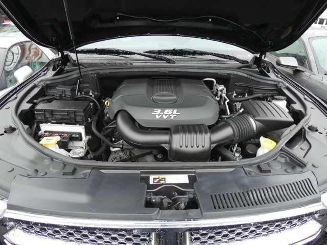 V6 3.6L DOHCペンタスターエンジン 290HP(カタログ値)TEL:042-799-3200