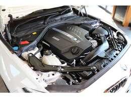 直列6気筒3.0L・Mツインパワーターボエンジン搭載!マフラーから奏でるサウンド、370馬力の走りは一度乗ったら病み付きになること間違いなし!!
