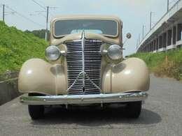 1938年モデル シボレー ピックアップトラック