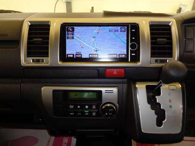 HDDナビ・フルセグTV(DVD・CD・音楽録音機能・BT・SDオーディオ)・ステアリングスイッチ・バックカメラ・ビルトインETC・AC100V!高額部分ですので嬉しいオマケ!