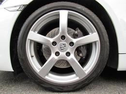 19-inch Cayman S ホイール¥260,000