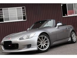 ホンダ S2000 2.0 レイズ17AW ビルシュタイン車高調 黒革