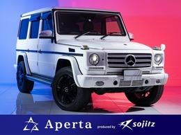 メルセデス・ベンツ Gクラス G350 ブルーテック ロング ディーゼルターボ 4WD ディーゼルSRラグジュアリーPKG安心保証付