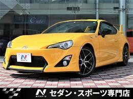 トヨタ 86 2.0 GT イエロー リミテッド エアロパッケージ FT エアロPKG