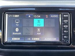 【純正ナビ】運転がさらに楽しくなりますね!! ◆CD◆ワンセグTV◆Bluetooth機能あり
