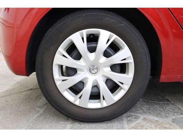 タイヤサイズは全て185/65R15となっており、ローテーションも可能です。