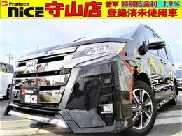 トヨタ ノア 2.0 Si WxBIII 新車ナノイー衝突軽減・ソナー両側パワスラ