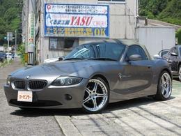BMW Z4 ロードスター2.5i 社外アルミ 電動オープンルーフ