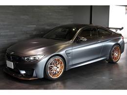 BMW M4クーペ GTS M DCT ドライブロジック 限定車 セラミックブレーキ ワンオーナー