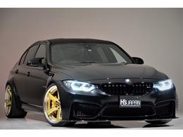 BMW M3セダン M DCT ドライブロジック OSSヘッドライト KW車高調