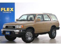 トヨタ ハイラックスサーフ 2.7 SSR-X Vセレクション 4WD ナロー仕様 デイトナホイール ATタイヤ