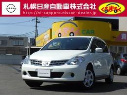 日産 ティーダ 1.5 15M FOUR 4WD ナビゲーション フルセグテレビ