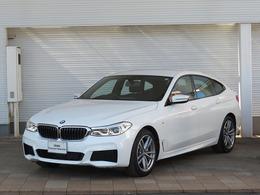 BMW 6シリーズグランツーリスモ 623d Mスポーツ ディーゼルターボ LEDライト 19AW ACC HUD 黒革